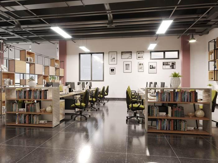 南通海门港新区办公室装修工期紧张如何解决?