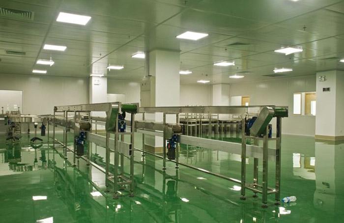 启东市东海镇生物制药厂房装修洁净度不达标的原因有哪些?